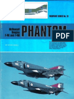(Warpaint Series No.31) McDonnell Douglas F-4K and F-4M Phantom