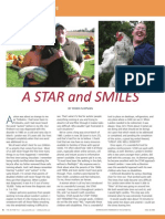 A STAR and Smiles by Robin Shipman