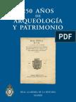 250 años de arqueología y patrimonio