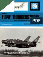 (Warpaint Series No.1) Republic F-84F Thunderstreak and RF-84F Thunderflash in European Air Forces