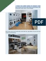 Heran Wash Fasilitas Tempat Cuci Adalah Pelopor Di Singapura Untuk Mengoperasikan Benar