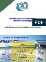 Aula –Equipamentos Industriais e Protocolos