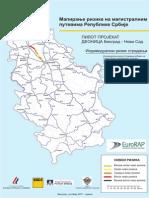 EuroRAP Pilot Project-Crash Risk Per Kilometer Travelled