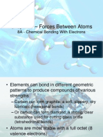 chapter 8  forces between atoms
