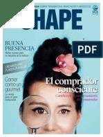SCA Magazine SHAPE 4 - 2013 El Nuevo Consumidor