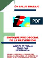 Relacion Salud - Trabajo