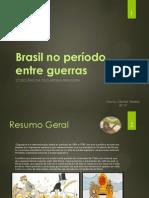 Brasil no período entre guerras