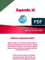 la agenda 21
