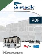 MagLev Air Cooled Chiller Catalog