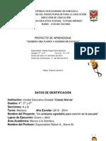 Proyecto de Aprendizaje II