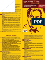 Regulamento Premio Literario Darcy Ribeiro