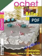 Creation Crochet Bella Table