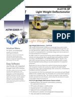 H-4119 LWD Datasheet