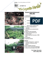 Agricultura Ecologica - Proyecto de Granja Permacultura - Pag 01-07