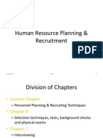 HRP & Recruitment