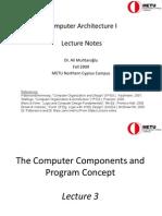 Computer Architecture I Lecture Presentation 2