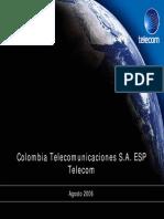 Presentacion Telecom