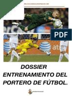 DOSSIER ENTRENAMIENTO DEL PORTERO DE FÚTBOL.