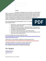Developer Letter With Hexagon SDK1.1