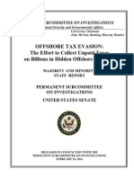 REPORT - OFFSHORE TAX EVASION (Feb 26 2014).pdf