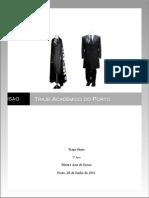 Traje Académico do Porto
