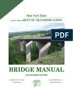 Bridge inspection manual.