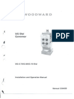 Woodward Governor Manual.