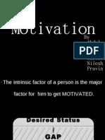 motivation in TAJ