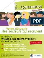 Formation Vente Commerce Brest