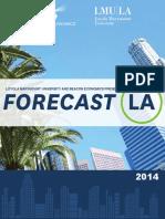 2014 ForecastLA Book