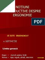 Curs 1 Ergonomie Stomato