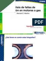 Analisis de Fallas de Lubricacion en Motores de Gas (Noria Ppt)