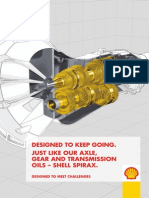 Shell Spirax Product Family Brochure