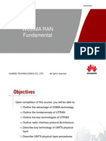1- WCDMA RAN Fundamental