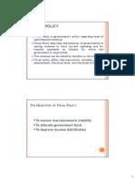 13. Fiscal Policy SA - Feb 2014