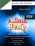 Allah FAQ Islam QA