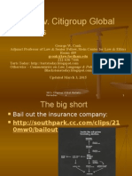 Class Discussion Slides - S.E.C. v. Citgroup Global Markets