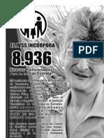 Lista de Pensionados IVSS 23-02-2014