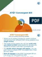 ATT Convergent Bill