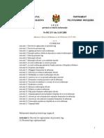 3.1.10 Legea privind accesul la informaţie (nr. 982-XIV, 11.05.2000)