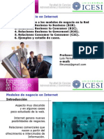 Modelo de Negocios en Internet