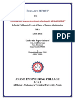 PROJECT REPORT of Marketing Strategies of Ashlar Group Bhupendra Dixit Anand Engg. College