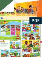 Katalog LEGO styczeń-czerwiec 2014