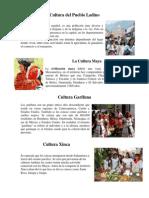 Culturas de Guatemala + 4