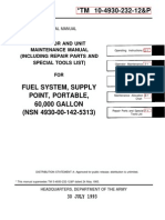 TM 10-4930-232-12P  FUEL SYSTEM, SUPPLY POINT, PORTABLE