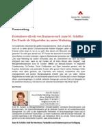 Kostenloses eBook von Businesscoach Anne M. Schüller