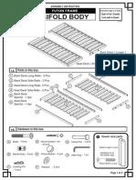 FKD-AI Futon Body