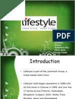 Presentation about Lifestyle Pvt Ltd
