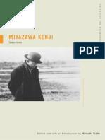 Miyazawa Kenji - Selections