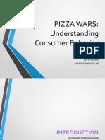 Pizza Wars Market Research (AMM)